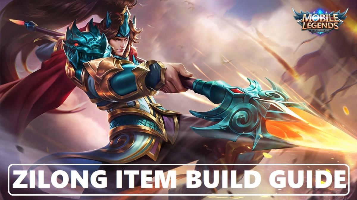 Mobile Legends: Zilong Item Build Guide | LevelSkip