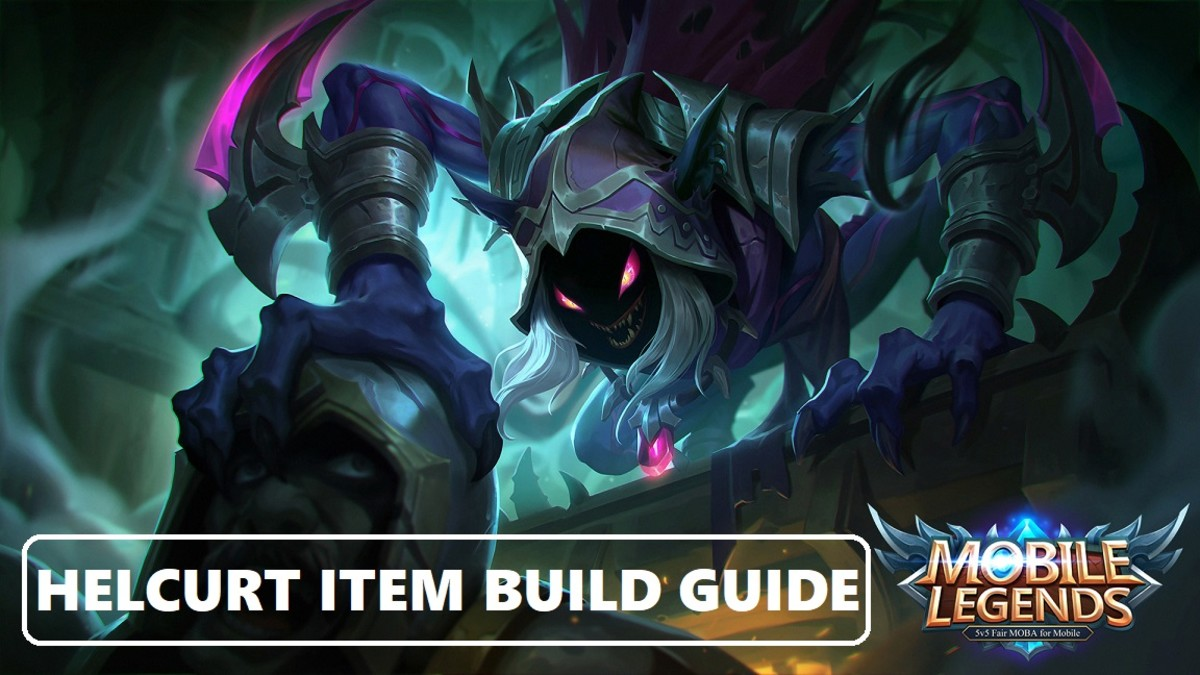 Which items should you pick for Helcurt? This guide provides you with three build ideas.