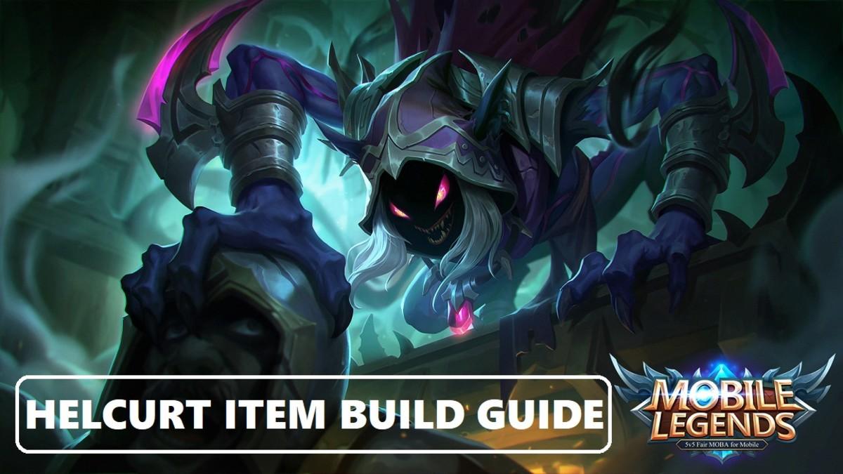 Mobile Legends: Helcurt Item Build Guide   LevelSkip