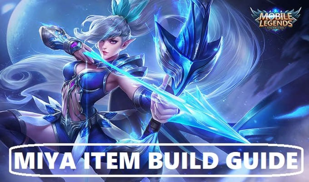 Mobile Legends: Miya Item Build Guide