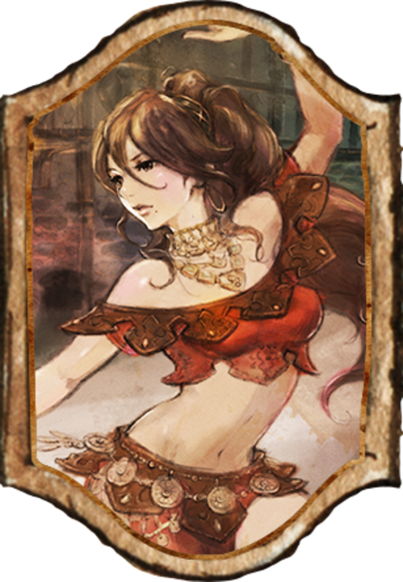 Octopath Traveler - Dancer Skill Guide