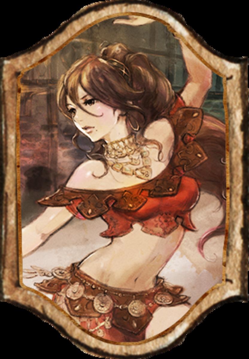 Octopath Traveler - Dancer Skill Guide