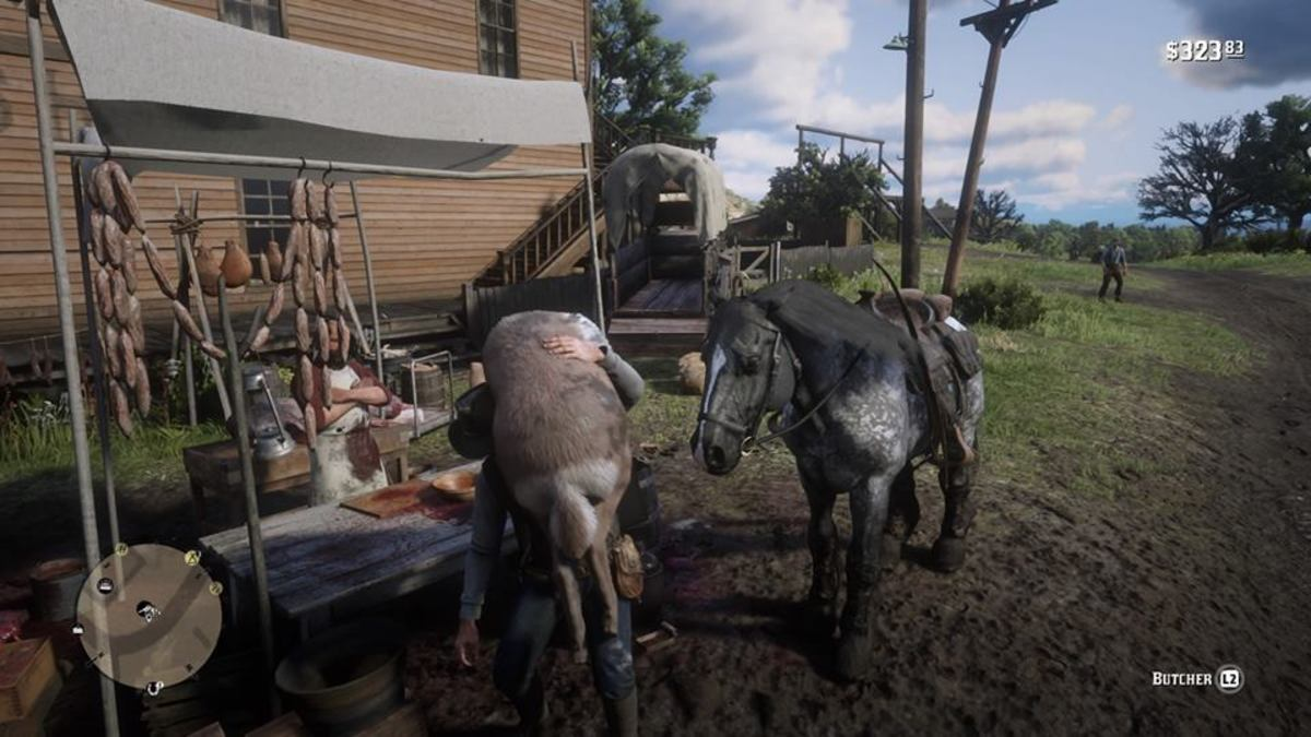 Selling Animals at the Butcher