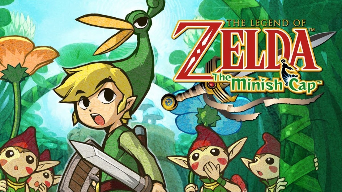 """The Legend of Zelda: The Minish Cap"""