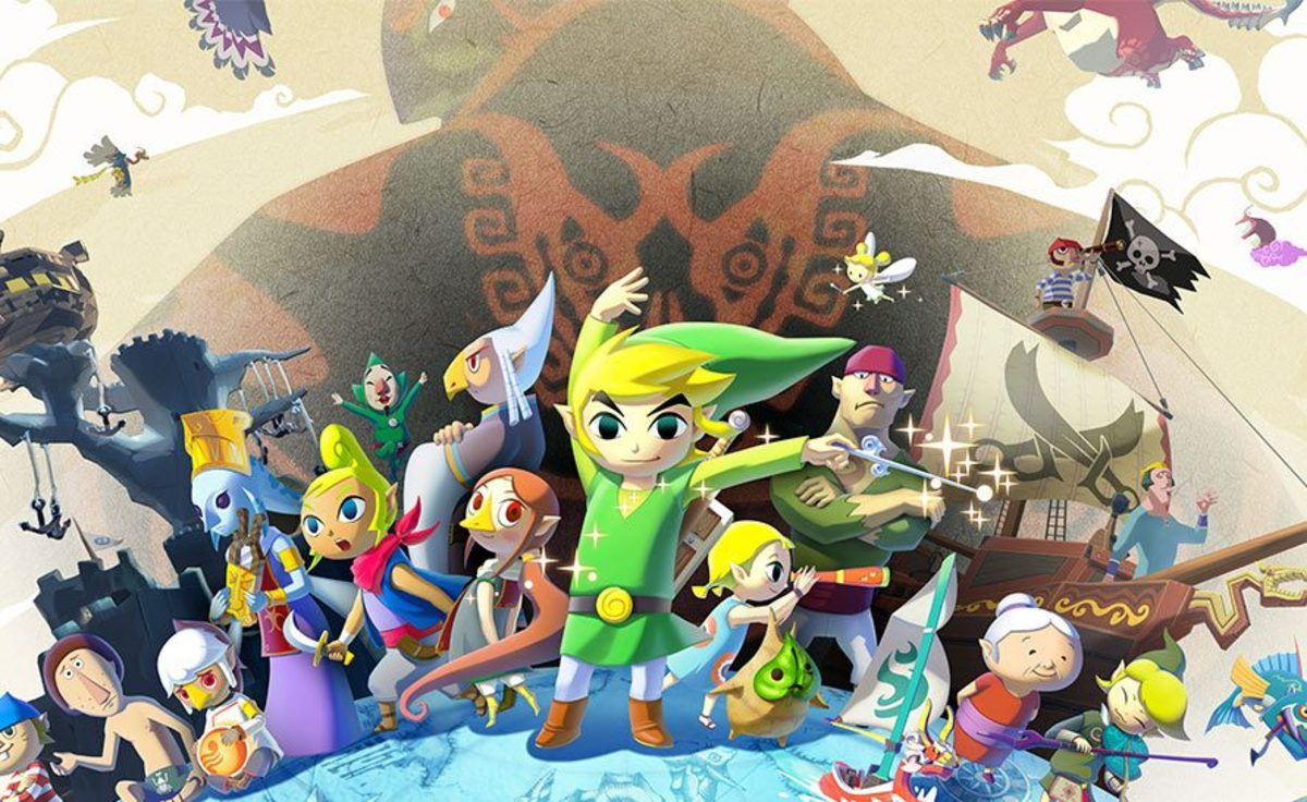"""The Legend of Zelda: The Wind Waker"""