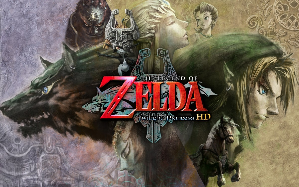 """The Legend of Zelda: Twilight Princess"""