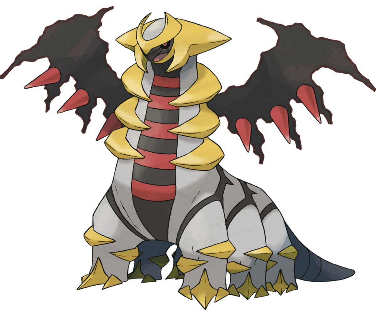 Giratina (Altered Forme)