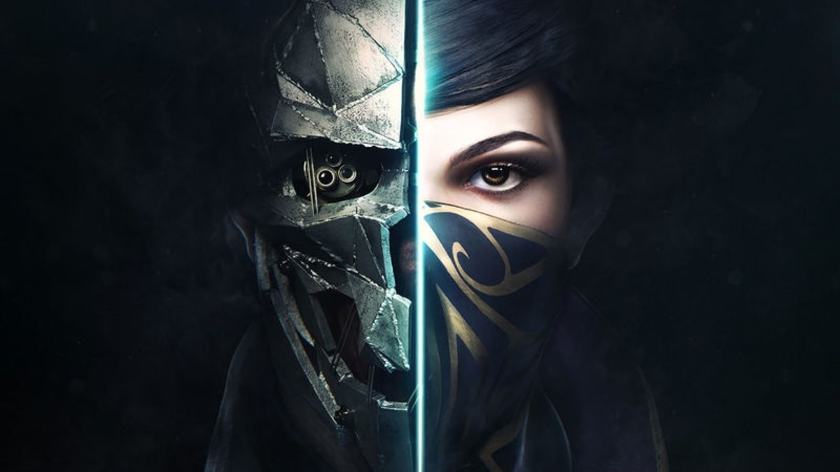 Dishonored 2 box artwork