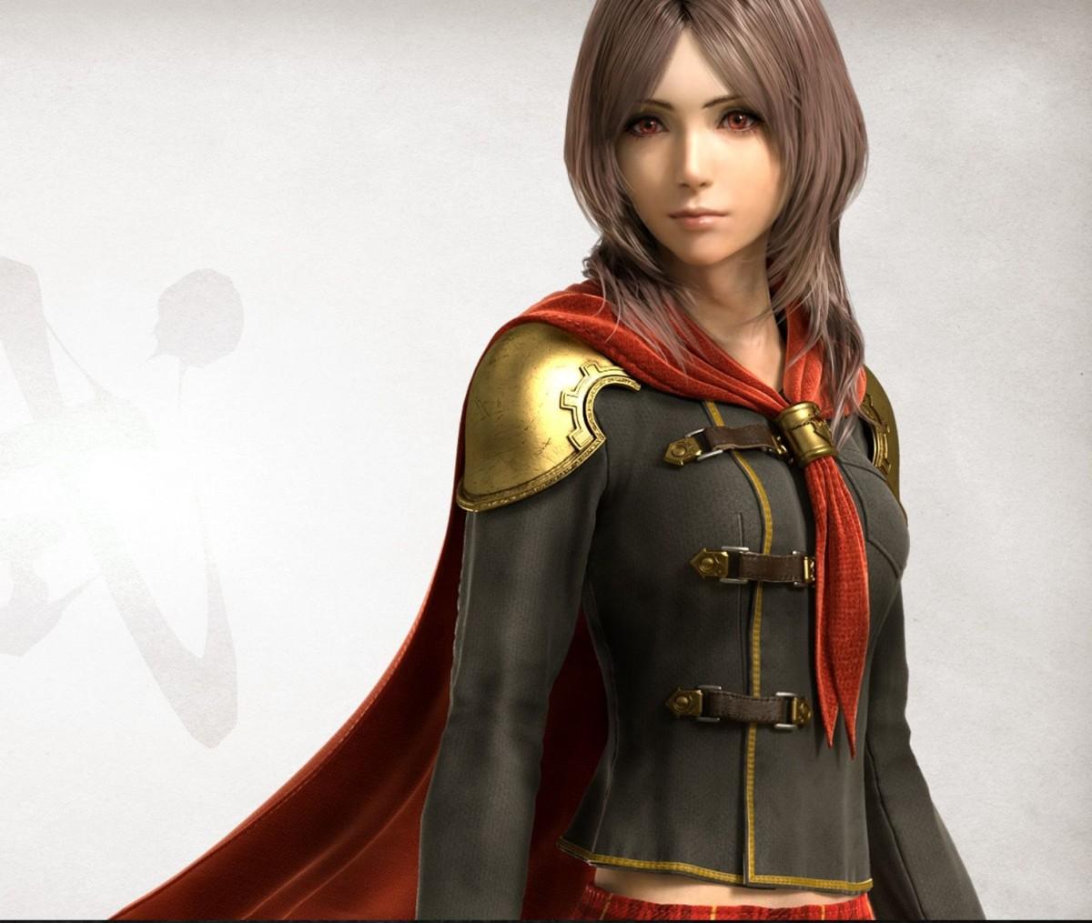 "Rem in ""Final Fantasy Type-0"""