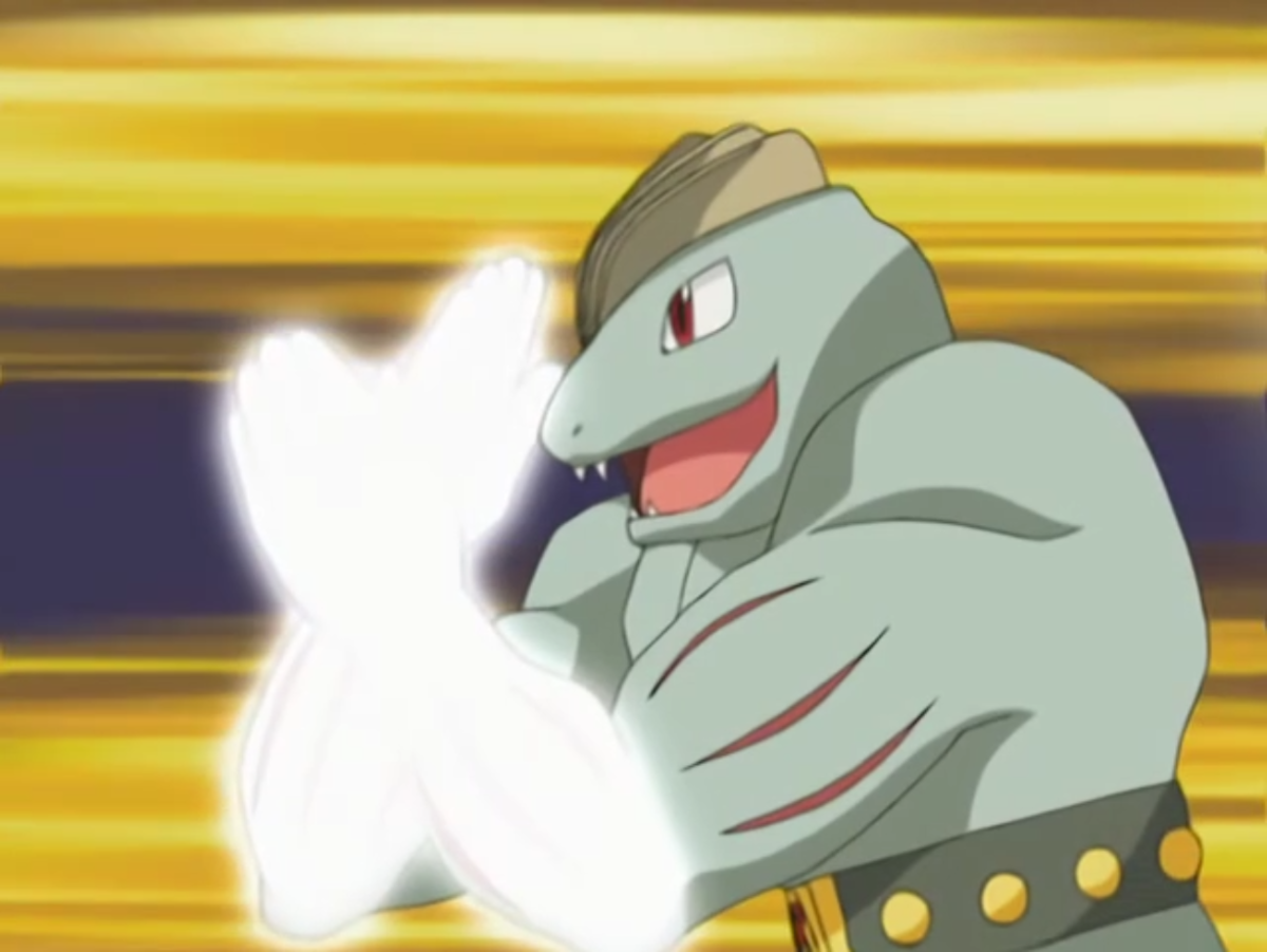 Top 10 Fighting Attacks in Pokemon