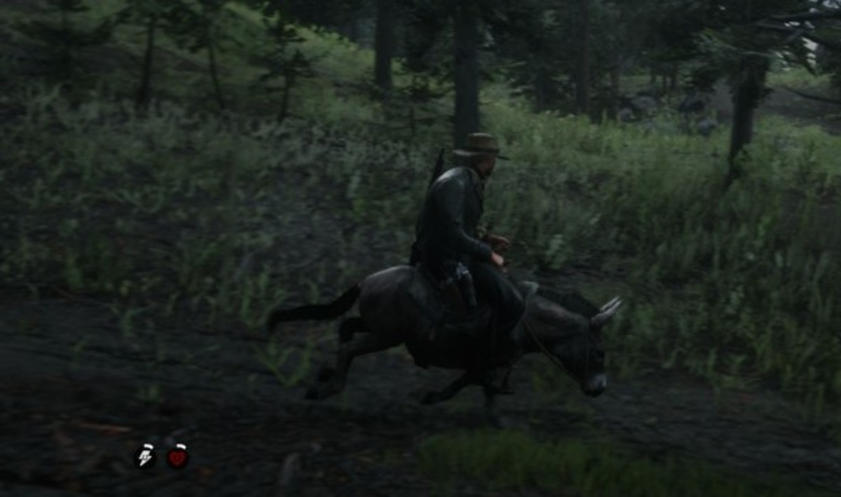 """Red Dead Redemption 2"" Horseman Challenges"