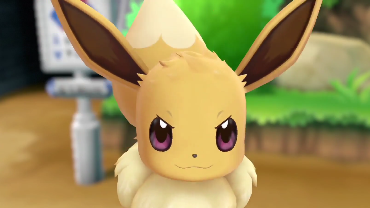 Eevee can be found in the wild. Be sure to catch at least three if you want all of the Gen 1 Eeveelutions.