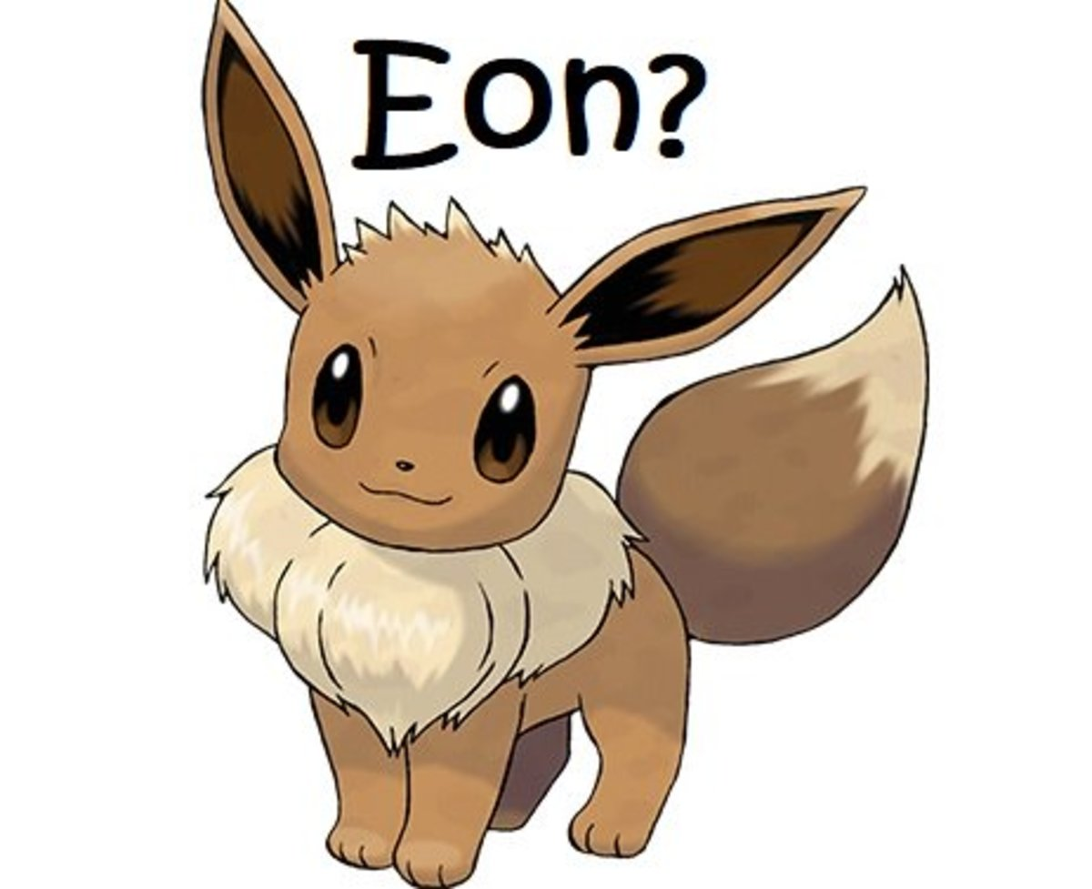 Eevee or Eon?