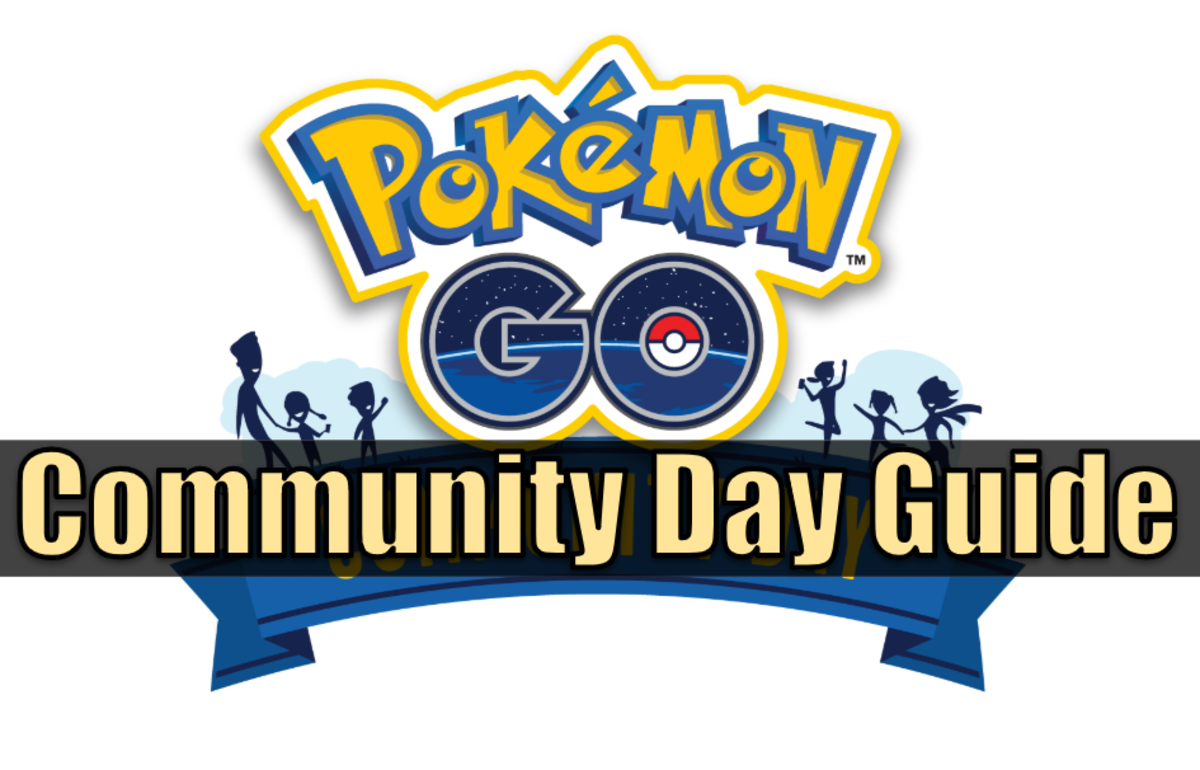 """Pokemon Go"" Community Day Guide"