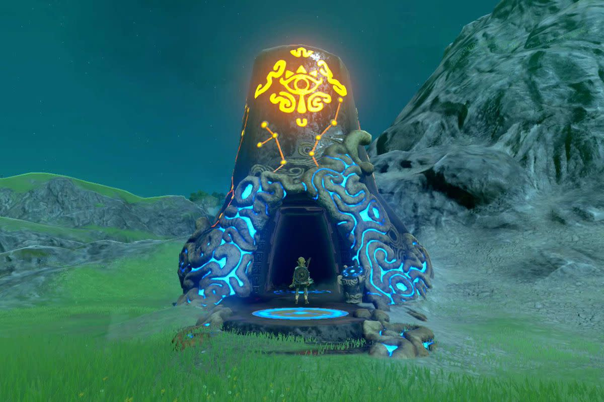 You'll find Spirit Orbs in shrines.