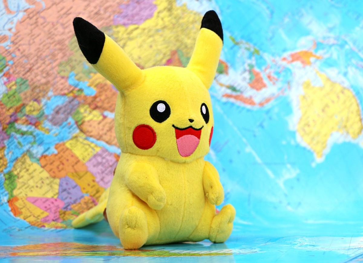 People of all ages all around the world enjoy Pokémon.