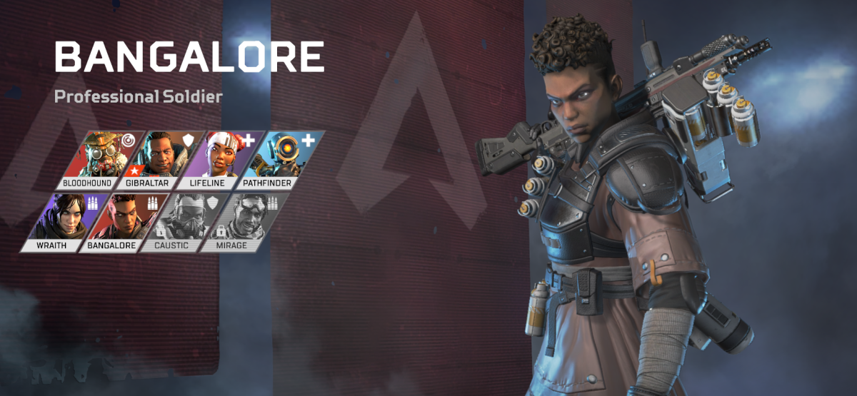 Apex Legends Bangalore