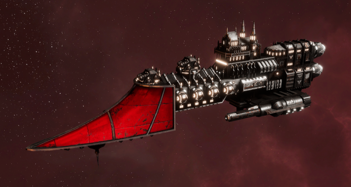 Imperial Navy Frigate - Sword (Koronus Sub-Faction)