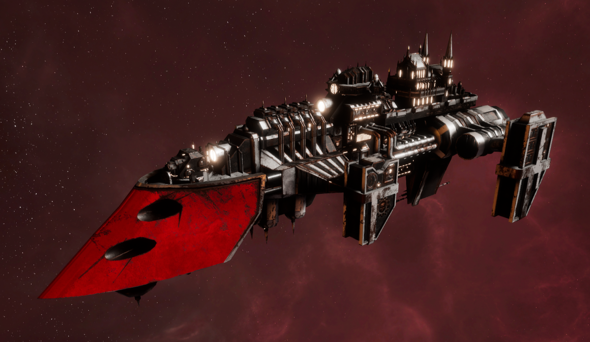 Imperial Navy Destroyer - Cobra (Koronus Sub-Faction)
