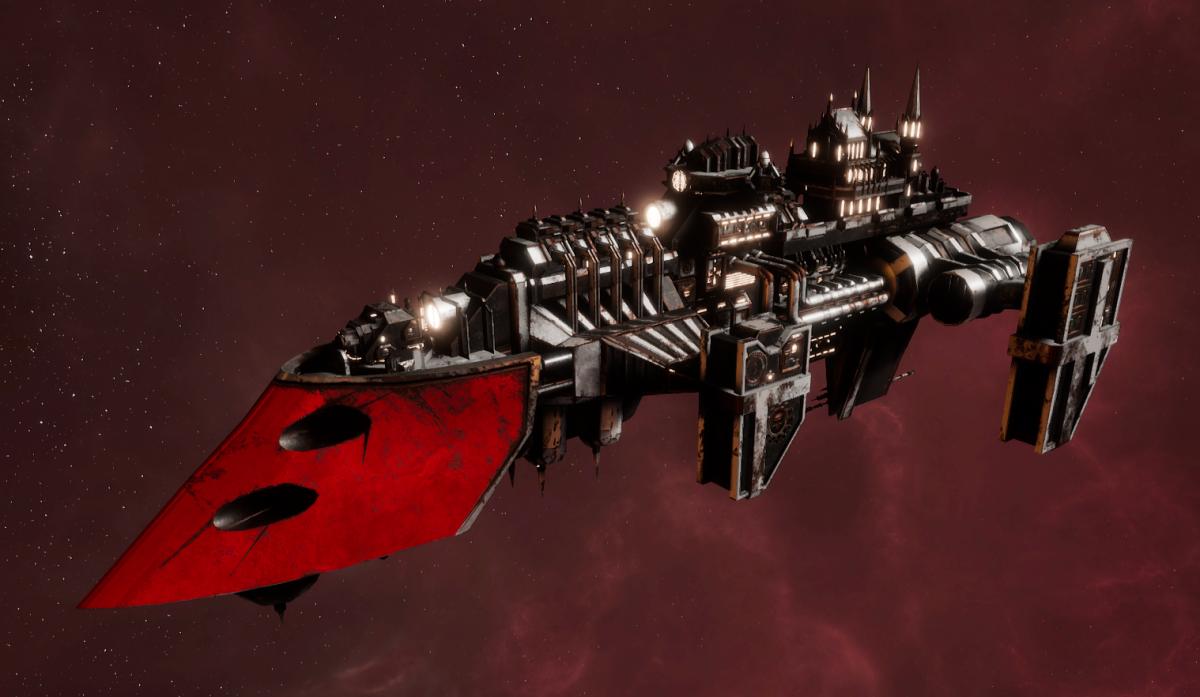 Imperial Navy Destroyer - Cobra (Koronus Sub-Faction)
