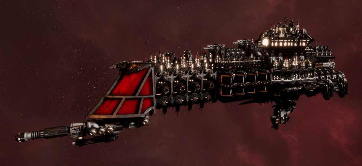 Imperial Navy Battle Cruiser - Mars (Koronus Sub-Faction)