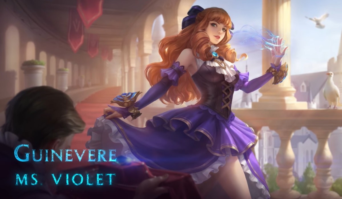 """Mobile Legends"": Guinevere Skill and Build Guide"
