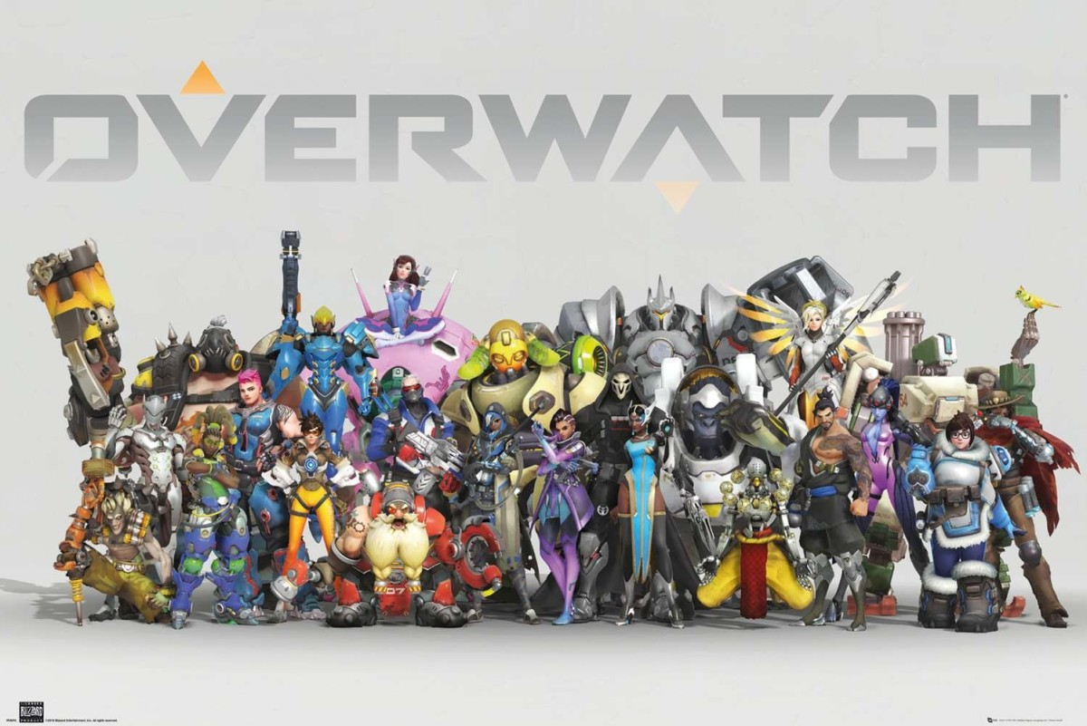 """Read on to find out what games can compete with the international sensation that is """"Overwatch."""""""
