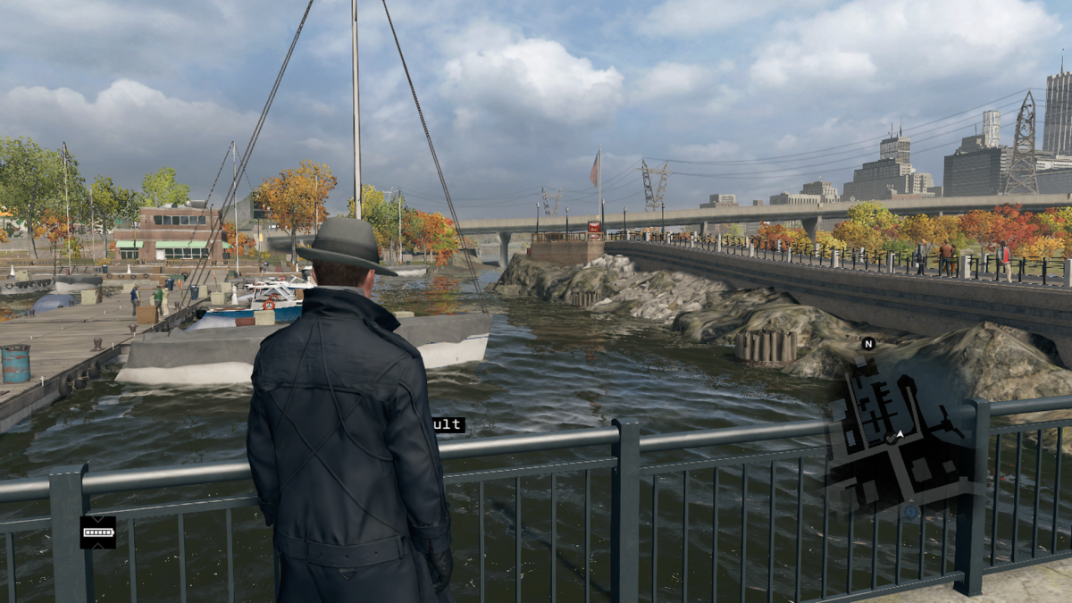 THIS place in-game looks like it belongs in Boston! I get it, they have to condense a free roam map, but I have no idea where the inspiration for this came from yet.