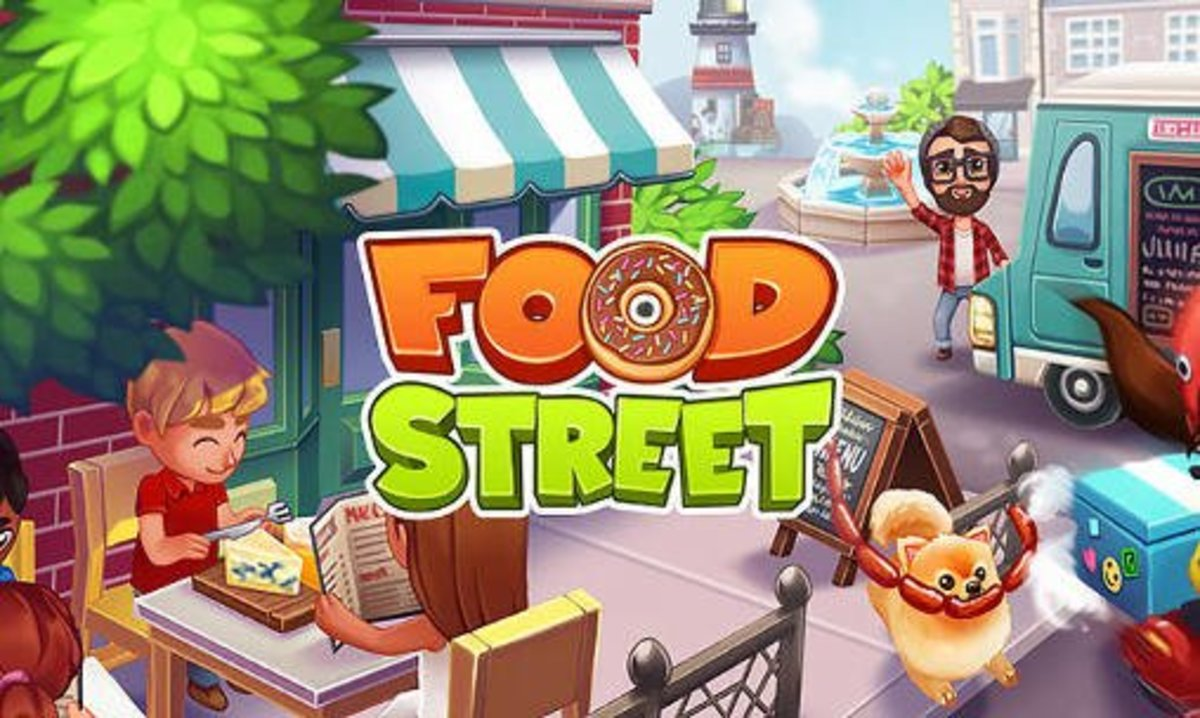 Food Street is one of the best free restaurant and cooking games on iOS and Android.