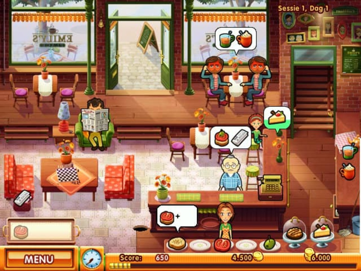 The Delicious game series are some of the best free restaurant and cooking games on iOS and Android.