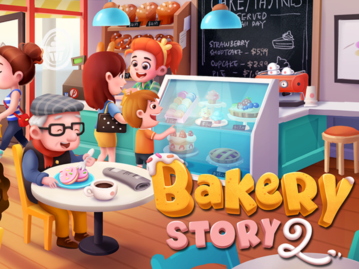 Bakery Story is one of the best free restaurant and cooking games on iOS and Android.