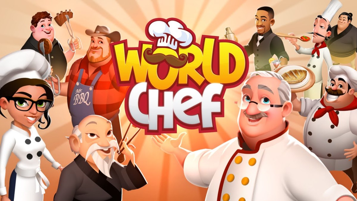 World Chef is one of the best free restaurant and cooking games on iOS and Android.