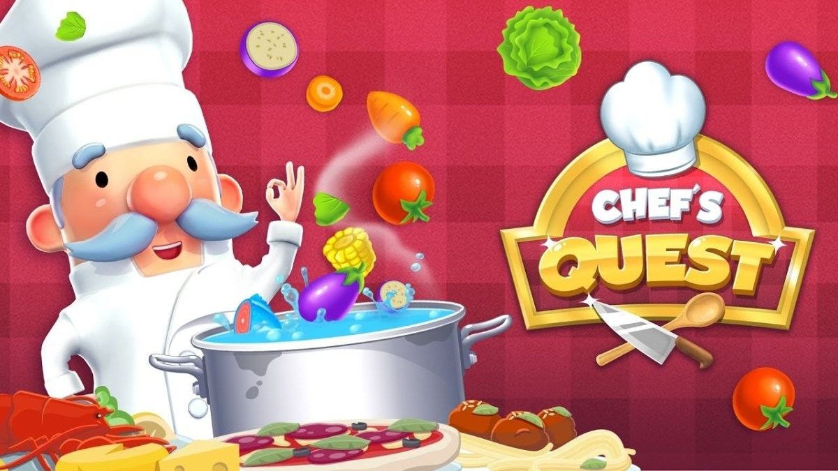 Chef's Quest is one of the best free restaurant and cooking games on iOS and Android.