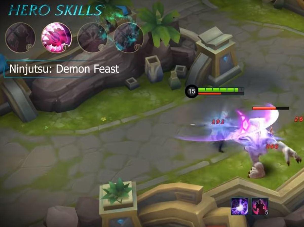 Hanzo - Ninjutsu: Demon Feast