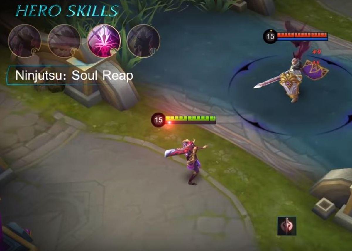 Hanzo - Ninjutsu: Soul Reap