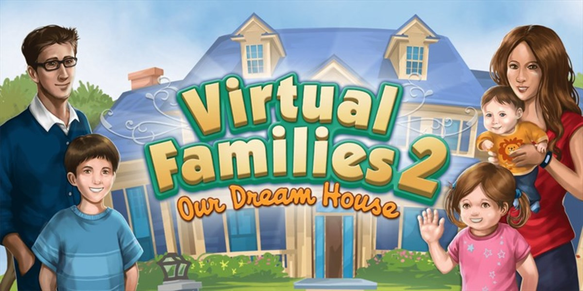 Virtual Families 2 is one of the best Life Simulation games for iOS and Android!