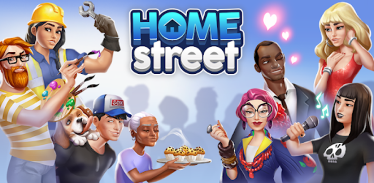 Home Street is one of the best Life Simulation games for iOS and Android!