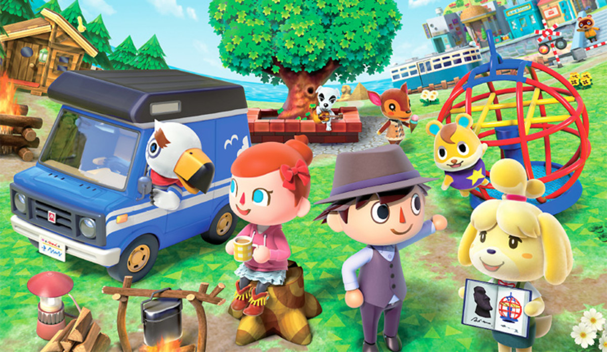 Animal Crossing: Pocket Camp is one of the best Life Simulation games for iOS and Android!