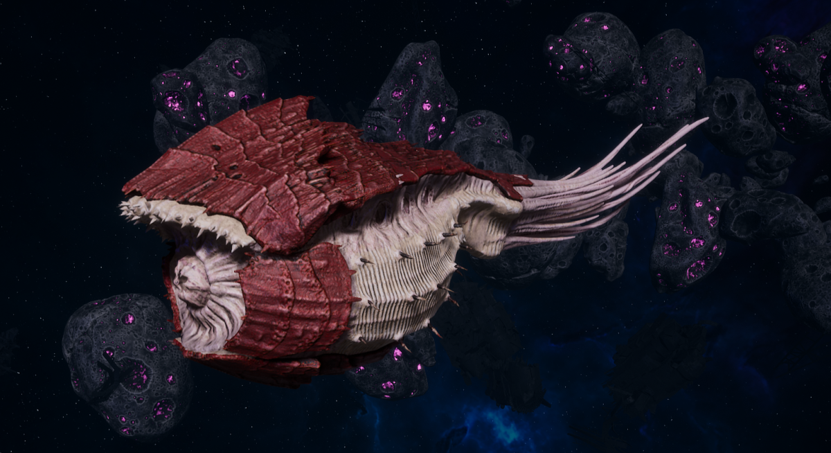 "Tyranid Battle Cruiser - ""Infestation Devourer"" - [Kraken Sub-Faction]"