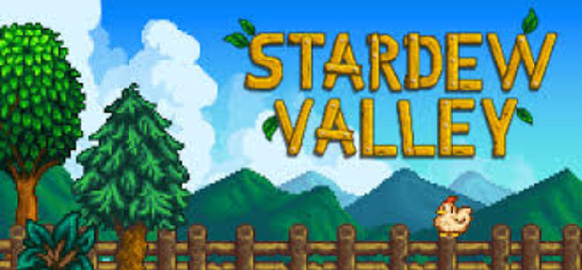 """Stardew Valley"" Is Self-Care"