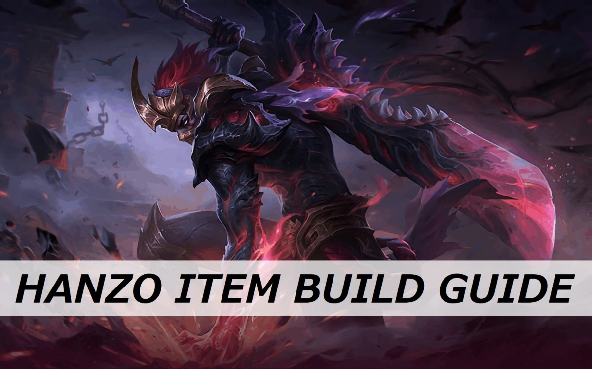 Mobile Legends Hanzo Item Build Guide
