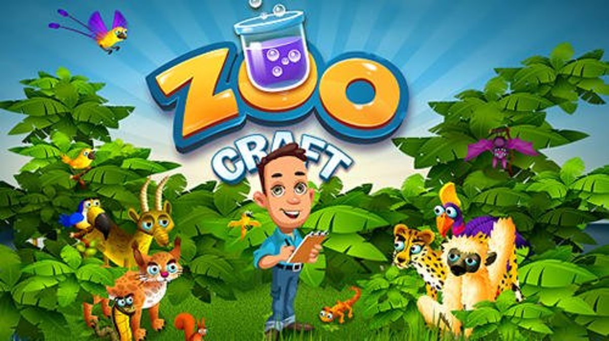 Ever wanted to build your own zoo? Now's your chance!