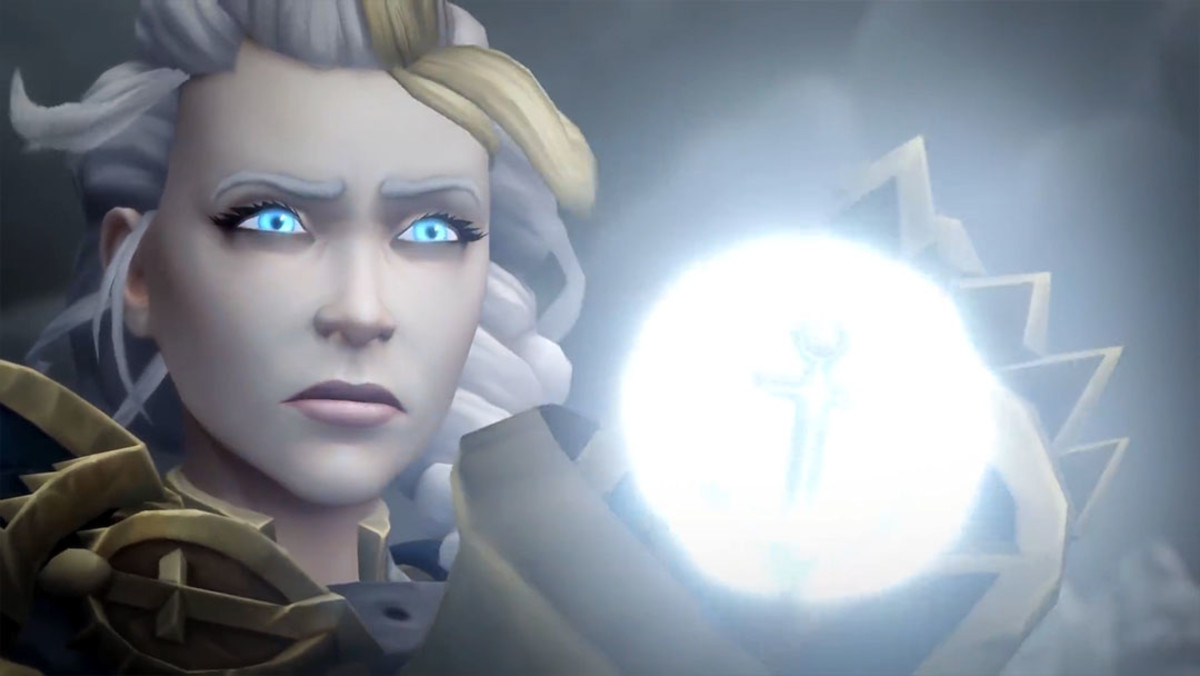 I'm not ashamed to admit I've long been a Jaina Proudmoore fanboy.