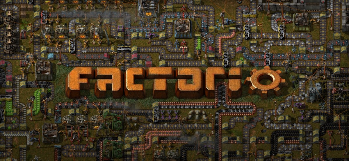 Automation is king in Factorio!
