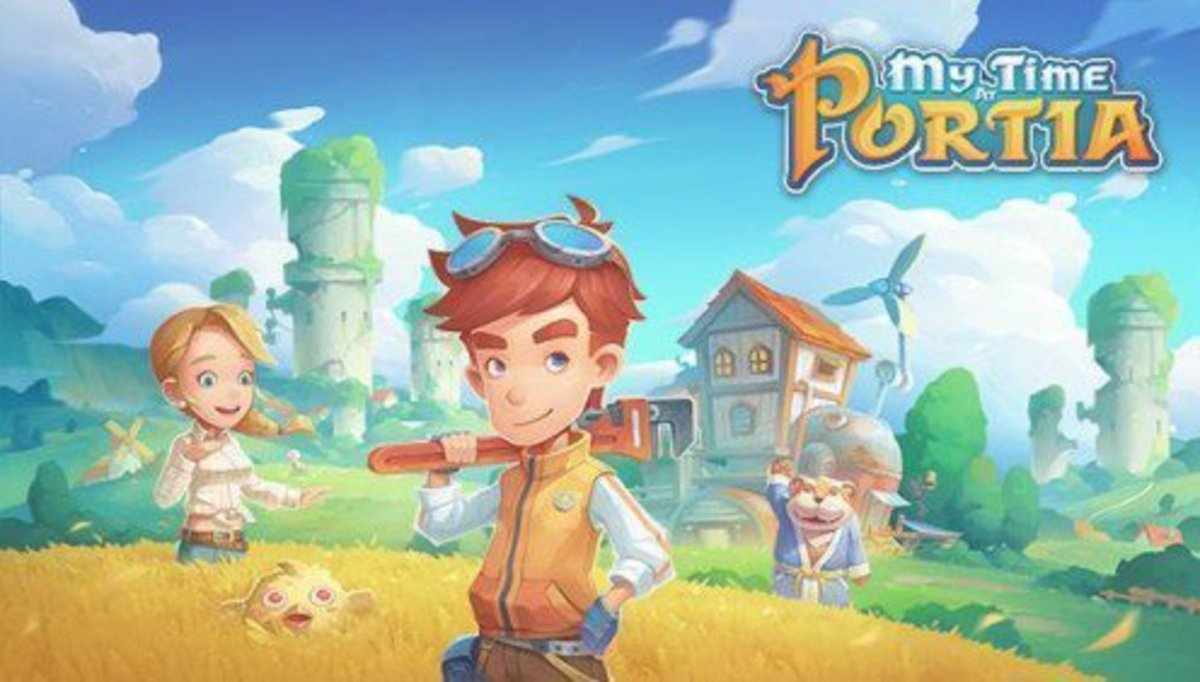 Be in charge of your own shop in My Time at Portia!