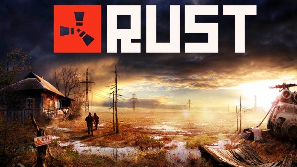 Survive the wilderness in Rust!