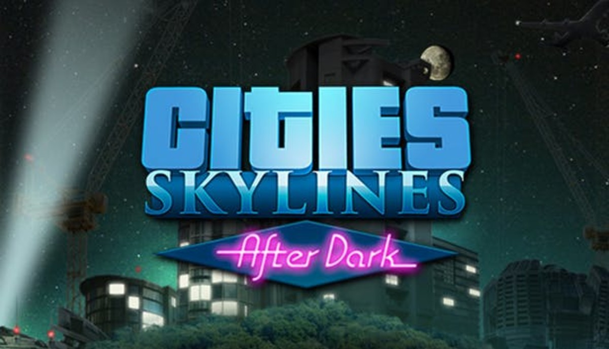 Bring the night life to your city with the After Dark expansion pack!