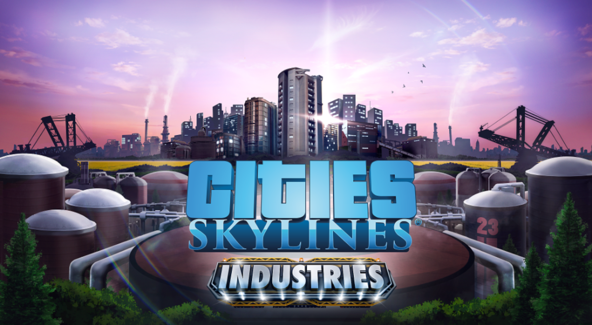 "Spend more time with your industrial sector with the ""Industries"" expansion pack!"