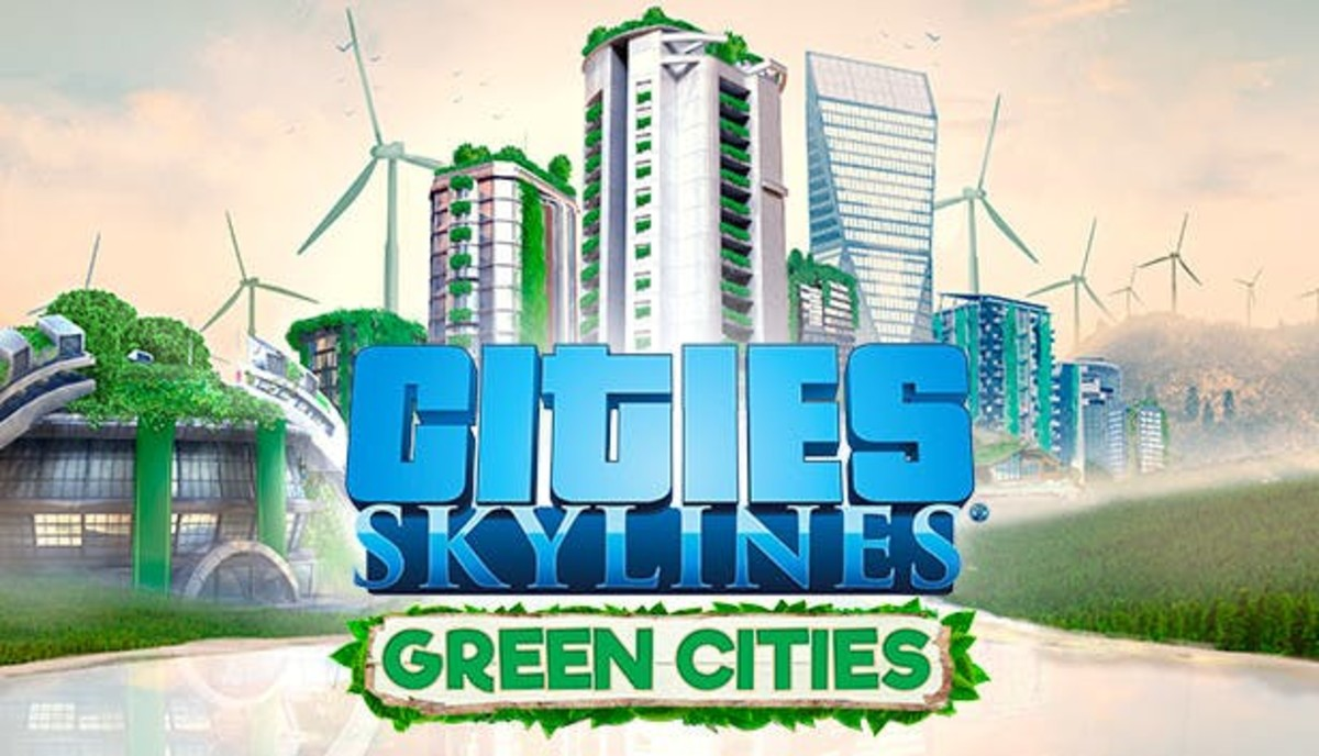 "Go green with Cities: ""Skylines Green Cities""!"
