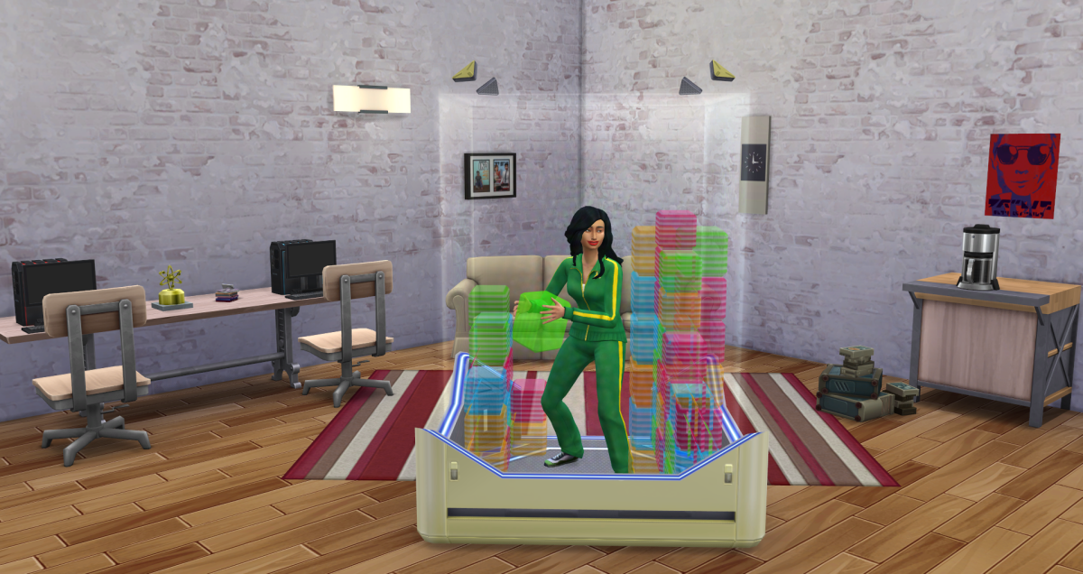 The Sims 4 Tech Guru Career